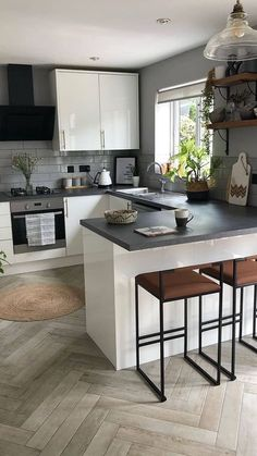 24 Modern Farmhouse Kitchen Designs For You Dream Home 24 modern. 24 Modern Farmhouse Kitchen Designs For You Dream Home 24 modern farmhouse kitchen Kitchen Room Design, Modern Kitchen Design, Kitchen Layout, Home Decor Kitchen, Interior Design Kitchen, Kitchen Furniture, Kitchen Designs, Kitchen Ideas, Kitchen Images