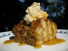 In honor of pumpkin season: AMAZING Triple Pumpkin Challah Bread Pudding - by Michelle & Corrie Challah Bread Pudding, Cracked Pepper, Dessert Recipes, Desserts, Pumpkin Recipes, I Love Food, Holiday Recipes, Main Dishes, Food And Drink