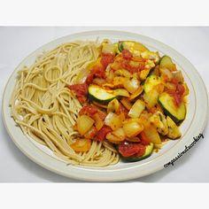 Compassionate Cooking: Vegan Vegetable Pasta Sauce Vegetable Pasta, Vegan Recipes Easy, Spaghetti, Vegetables, Cooking, Ethnic Recipes, Food, Easy Vegan Recipes, Kitchen