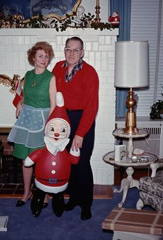 Vintage Christmas snapshot  https://www.pinterest.com/troybradberry/2-kodachrome-vintage-color-christmas/