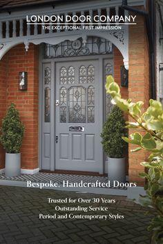 Front Doors, Garage Doors, Bedroom Built In Wardrobe, Kerb Appeal, Free Brochure, Garage Renovation, External Doors, Diy Cleaning Products, House Front