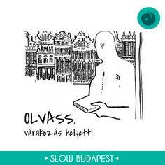 Rajzoljuk a slow forradalmat! | Slow Budapest © Pethes Tamás (SeteRáró): http://www.behance.net/seteraro
