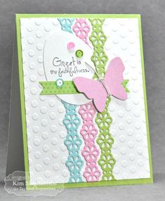 The Spring season offers up the most beautiful color palate for crafting. These 8 Spring inspired cards are here to help give you some ideas for your next card making marathon. Whether you are gi…