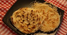 Pan marroquí tipo hilos - Rziza ~ Los panes de Mabel