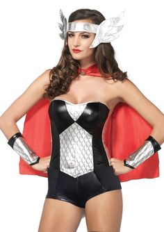 LAA2760 Leg Avenue Nordic Hero Kit #Fancydress #costumes #halloween #fancydressoutfit