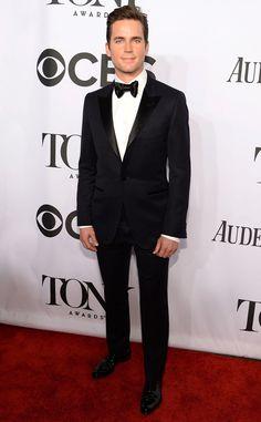 Matt Bomer from Tony Awards 2014: Red Carpet Arrivals | E! Online