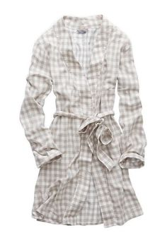 The Coziest Robes To Get Your #LazyGirl On #refinery29  http://www.refinery29.com/bathrobes#slide-2  You can't go wrong with flannel — especially when it's this budget-friendly....