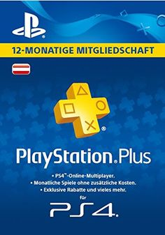 Ein super Angebot im Rahmen der Days of Play! Bei amazon bekommt ihr die 12 Monate PS Plus Mitgliedschaft gerade für 34,99€ - der Normalpreis liegt bei 50€.   #Amazon #Computerspiele #DaysOfPlay #Konsole #Playstation #PS4 #PSPlus #Sony