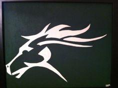 Mainland Mustang