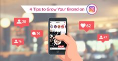 Today we will discuss the 4 Tips to grow your brand on Instagram. With the most effective techniques that a business would engage in order to promote their The post 4 Tips to grow your brand on Instagram appeared first on MIST Digital Agency Limited. Feeling Stuck, Growing Your Business, Digital Marketing, Tips, Instagram, Counseling