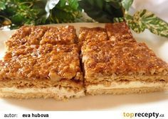 Nebe v hubě recept - TopRecepty.cz Czech Recipes, Russian Recipes, Ethnic Recipes, Eastern European Recipes, Sweet Cooking, Thing 1, Sweet And Salty, Banana Bread, Deserts
