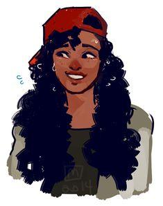 Hair drawing boy curly 63 New ideas Male Character, Character Design Cartoon, Character Drawing, Black Girl Art, Black Women Art, Art Girl, Girl Artist, Black Art, Character Design Challenge