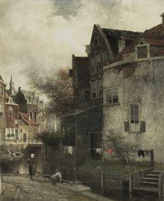 Stadsgezicht | www.twoonhuis.nl