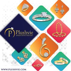 Buy gold & diamond jewellery online in India at lowest price. Buy online jewellery gift for your loved ones from our large collection of jewellery. Jewelry Gifts, Jewellery, Jewelry Website, Pretty Rings, Beautiful Gifts, Try On, Diamond Jewelry, Make It Simple, Jewelry Collection