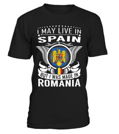 I May Live in Spain But I Was Made in Romania #Romania