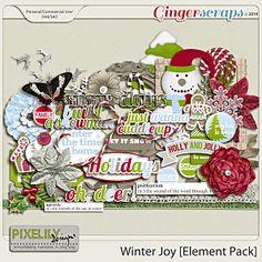 Winter Joy [Element Pack]