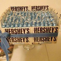 Hershy's Candy Cake