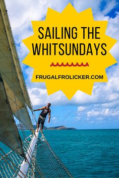 My Chilled Out Whitsundays Sailing Trip