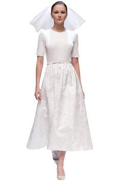 Gown by Stewart Parvin