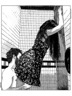 Interrogando Apollonia Saintclair