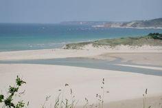 Tourismus Cap Fréhel - Fort la Latte - Bretagne - Frankreich (Swimming Beach)
