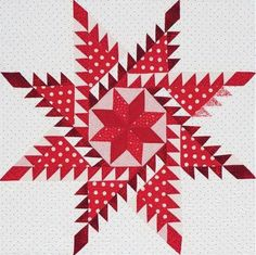 The Star's 2013 quilt project: Block 13, center medallion