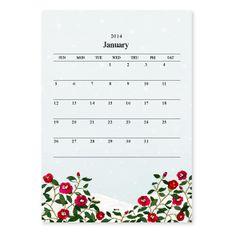 Letter Calendar