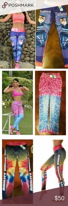 Colombian Women's Training Tights Thick, elastic and beautiful. Smart fabric with sun protection, quick drying and does not allow cellulite to be seen Arany Sport Pants Leggings