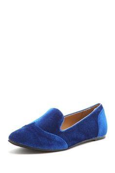 BootsiTootsi Solid Smoking Flat Shoe Smoking Flats 59dc821bc