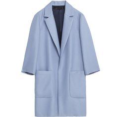 Manteau pastel Zara - Marie Claire