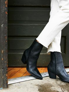 Matisse All Time Ankle Boot at Free People Clothing Boutique