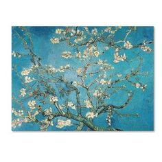 Shop for Vincent van Gogh 'Almond Branches In Bloom' Canvas Art. Free Shipping on orders over $45 at Overstock.com - Your Online Art Gallery Store! Get 5% in rewards with Club O!