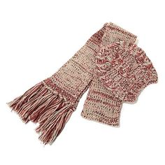 Jessica Simpson Knit Hat and Scarf Set with Sequin Detail