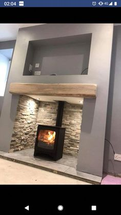 #chimneydecorlivingroom