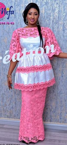 African Lace Styles, African Dresses For Kids, African Wear Dresses, Latest African Fashion Dresses, African Print Fashion, Africa Fashion, African Attire, Estilo Abaya, Mode Top