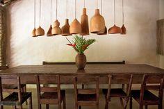 sala de jantar rústica #decor #diningroom #salasdejantar