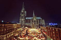 Christmas Avenue, Köln: Die schönsten Weihnachtsmärkte in einem Kurzurlaub erleben.