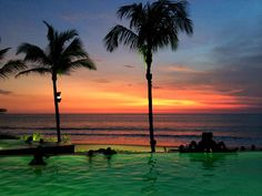 Bali Beaches - Sunset Potatohead