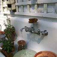 Potting Sink Across the Seasons (Garden of Len & Barb Rosen)