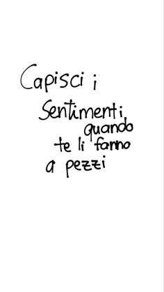 Ps I Love You, Italian Quotes, Quotes White, Hurt Quotes, Text Me, Love Photos, Insta Story, Sentences, Instagram Story