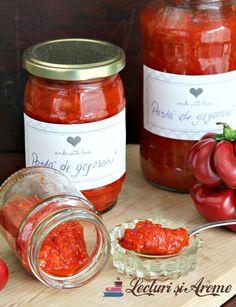 Anul acesta s-a nimerit ca ziua băiețelului meu s-o fac în post. Jacque Pepin, Romanian Food, Ketchup, Hot Sauce Bottles, Food And Drink, Cooking Recipes, Yummy Food, Canning, Home Canning