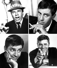 Jerry Lewis -- (1926-??). Comedian/Actor/Film Producer/Screenwriter/Stage Musicals/Film Director/Singer. He is known for the MDA Telethon.