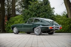 1970 Jaguar E-Type Series II Fixedhead Coupe - Silverstone Auctions