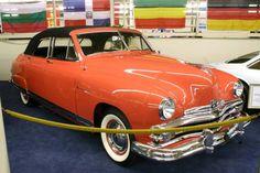 1949 Kaiser Virginian 4-Door Sedan