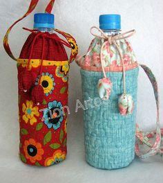 Bolsinha para garrafa de água