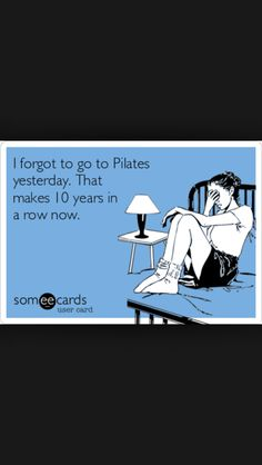 No need to forget anymore! Pilates is super accessible with PimpYourMat.com