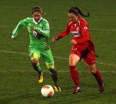 24. November 2012, Frauen-Bundesliga, VfL Wolfsburg vs 1. FFC Turbine Potsdam 2:1