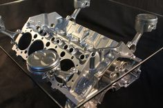 V8 Engine Coffee Table ! by HighSierraTables on Etsy https://www.etsy.com/listing/244613076/v8-engine-coffee-table