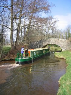 Loved  riding canal boats through England and Wales!