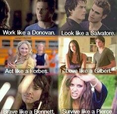 TVD || Do it like them